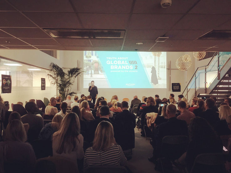 Mccann Oslo Presented Truth About Global Brands 2 Powered By The
