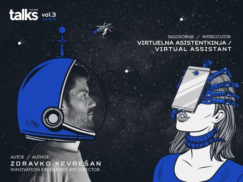 Zdravko Kevrešan: Stvarna virtuelnost